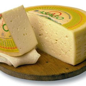 Asiago AOP Vivaldi Food