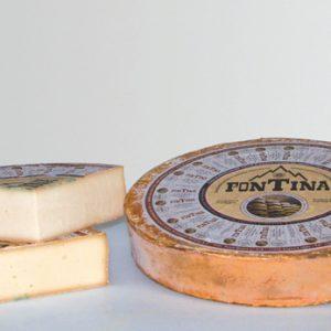 Fontina Aosta AOP