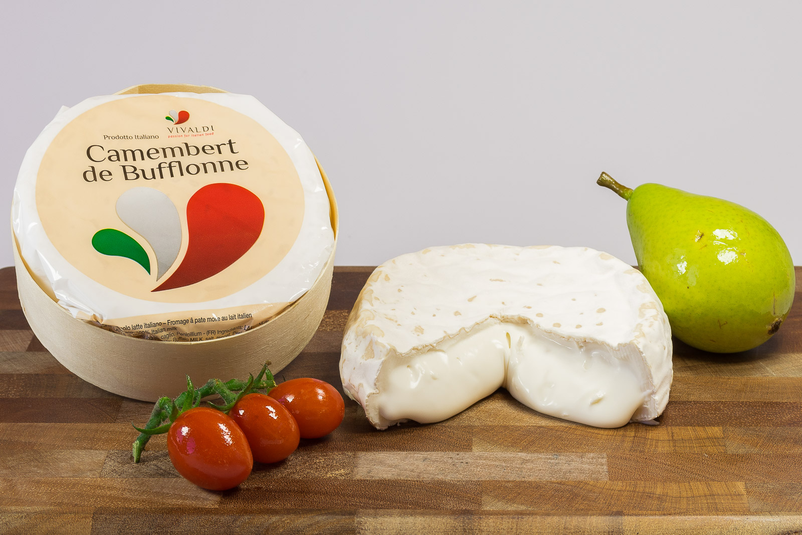 Camembert de Bufflonne